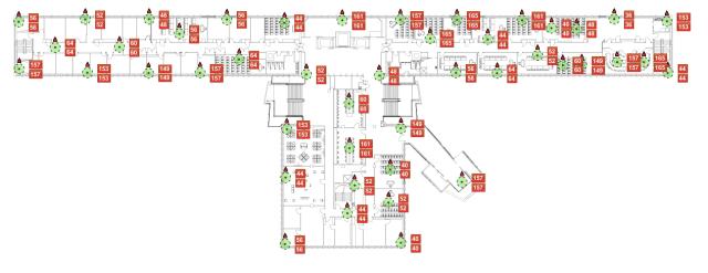 Building 11 RTLS design